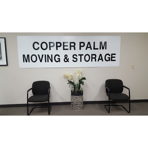 Mover «Copper Palm Moving and Storage», reviews and photos