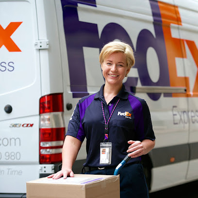 FedEx Station Fareham