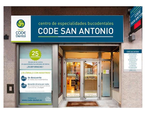 Centro de Especialidades Bucodentales Code San Antonio