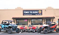 Time To Ride AZ ATV & UTV Rentals