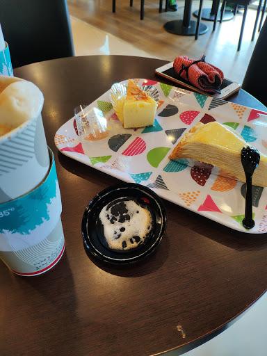 85度C咖啡蛋糕飲料麵包-雲林崙背店