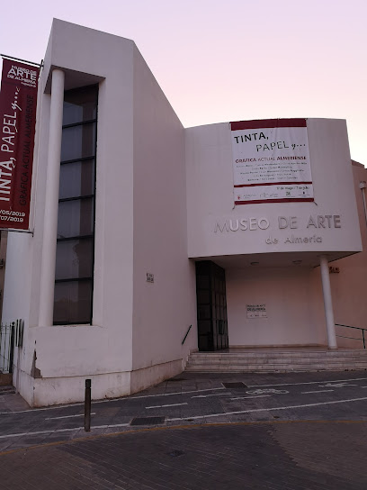Museo de Arte de Almería Espacio 2
