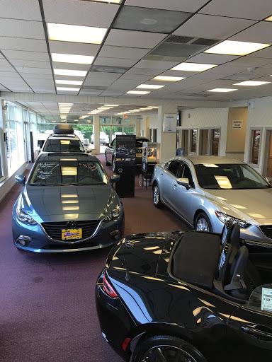 Dealer All American Mazda Reviews And Photos Burnt Tavern - Mazda dealers in nj