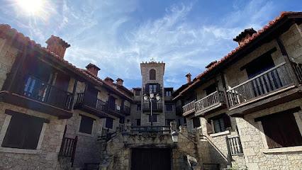 Casas rurales y Apartamentos El Real de Bohoyo. Gredos. Ávila