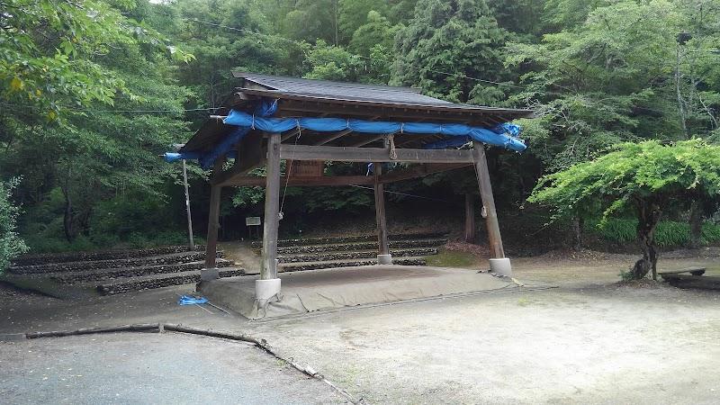 知清公園キャンプ場