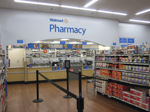 Pharmacy «Walmart Pharmacy», reviews and photos, 40 International Dr S, Flanders, NJ 07836, USA