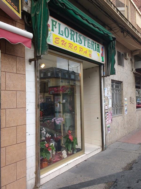 Floristería Europa