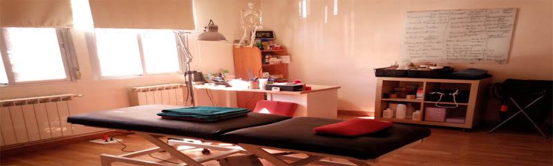 imagen de masajista Gente Sana