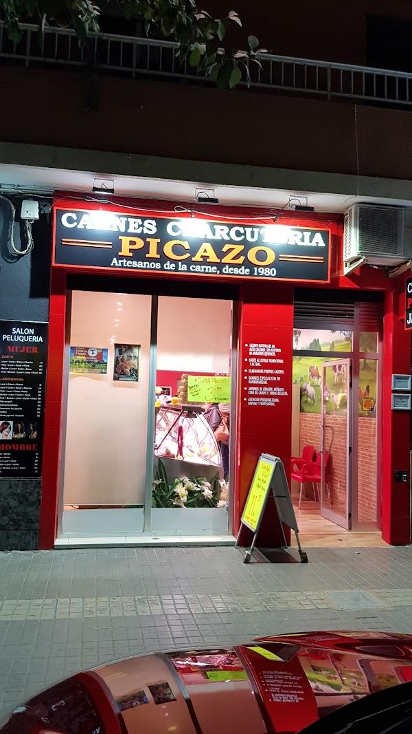 Carnes Charcutería Picazo