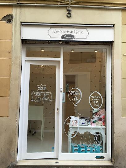 La coqueta de gracia express. Depilación en Barcelona