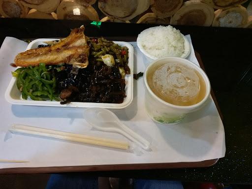 山珍海味台式自助餐