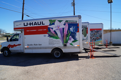 Truck Rental Agency «U-Haul Moving & Storage of Pflugerville», reviews and photos