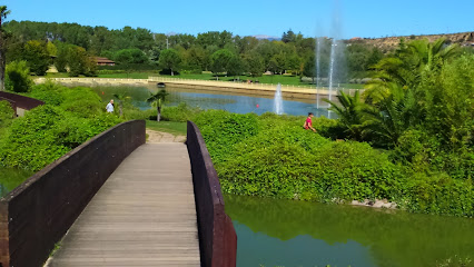 Estanque Parque la Ribera