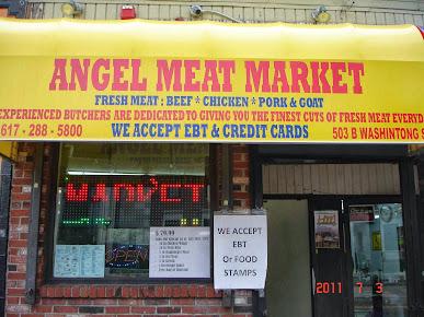 Angel Meat Market