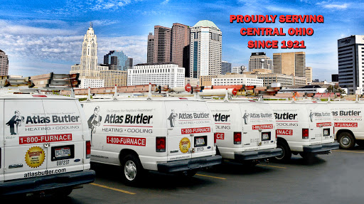 Atlas Butler Heating & Cooling, 4849 Evanswood Dr, Columbus, OH 43229, USA, Heating Contractor