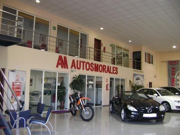 Autos Morales Esury S.L.