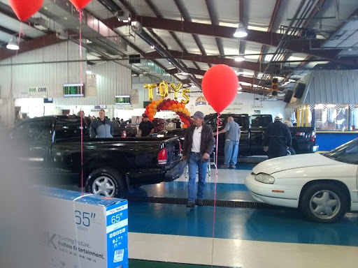 Capital City AA, 600 Winfield Rd, St Albans, WV 25177, Auto Auction