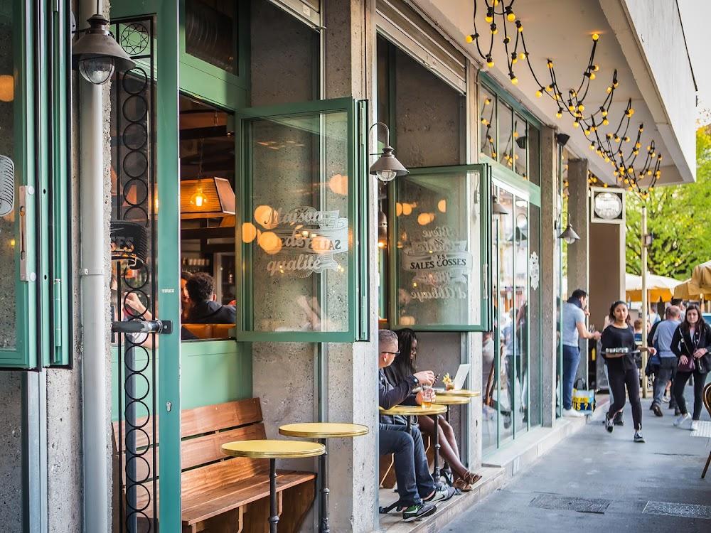 photo du resaurant Les Sales Gosses - Bistrot Brasserie - Annemasse