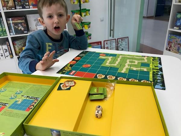Магазин игр «Мосигра Настольные игры» в городе Чехов, фотографии