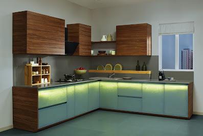 Sleek Exclusive Modular Kitchen Showroom – Dream Kitchens & InteriorsThrissur