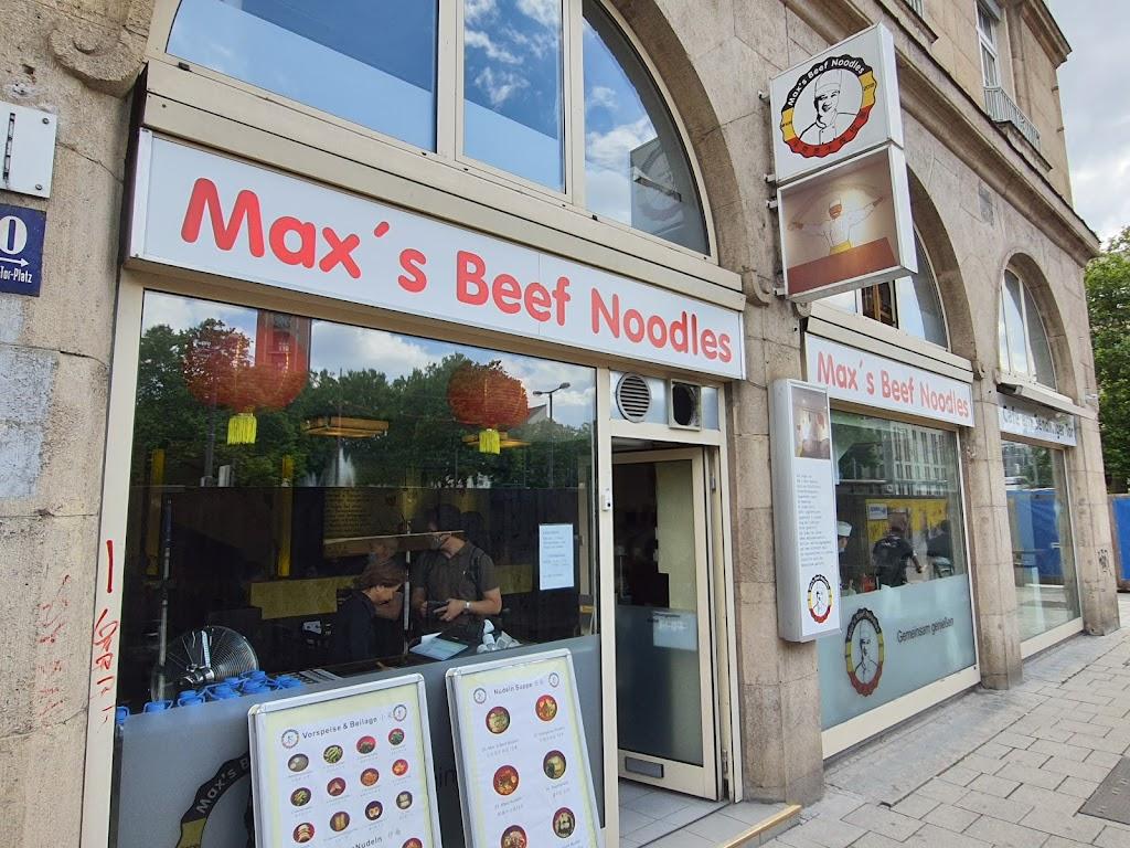 Max's Beef Noodles