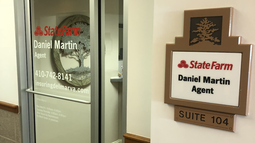 Daniel Martin - State Farm Insurance Agent