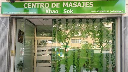 imagen de masajista Centro de masajes Khao Sok