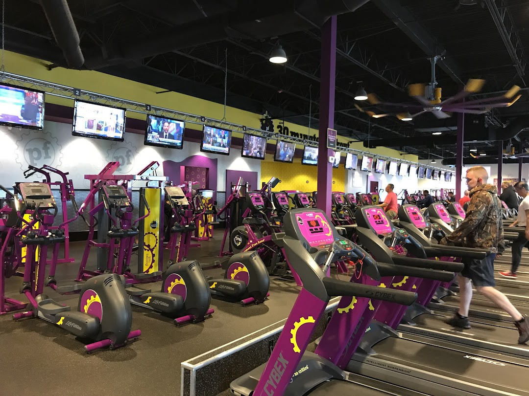 Planet Fitness In The City Revere