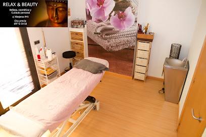imagen de masajista Relax & Salud y Belleza