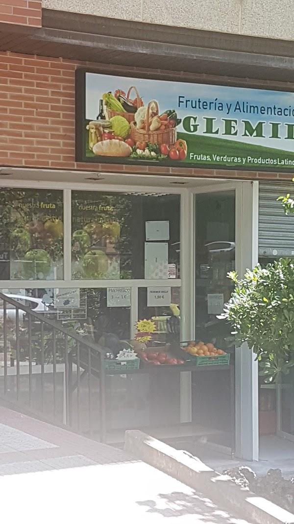 Frutería y Alimentación Glemil