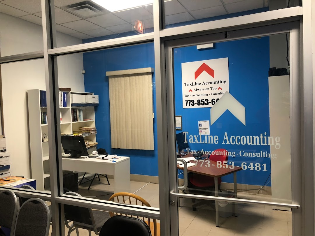 TaxLine Accounting
