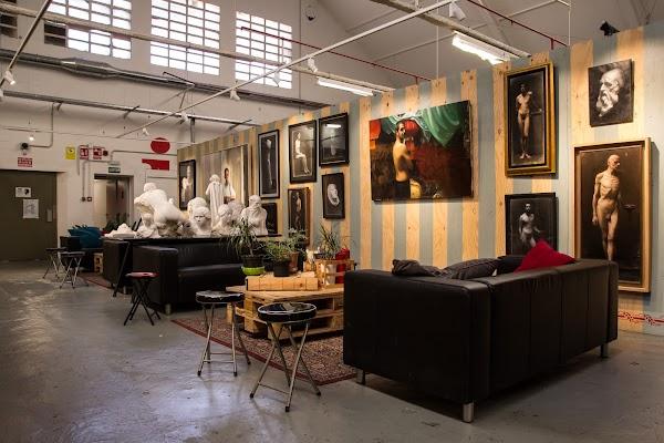 Barcelona Academy of Art  Poblenou