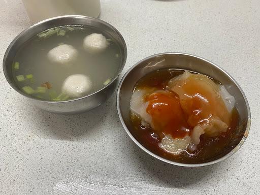 橋頭老街12元肉圓、旗魚丸湯