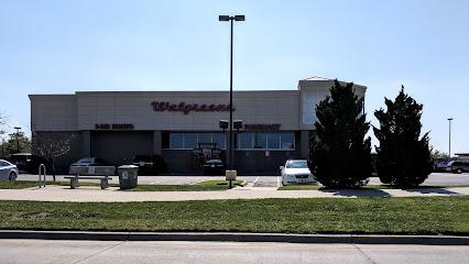 Drug store Walgreens