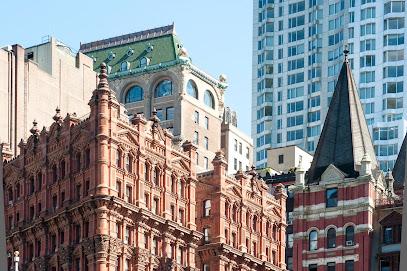 Apartment building Potter Building Apartments