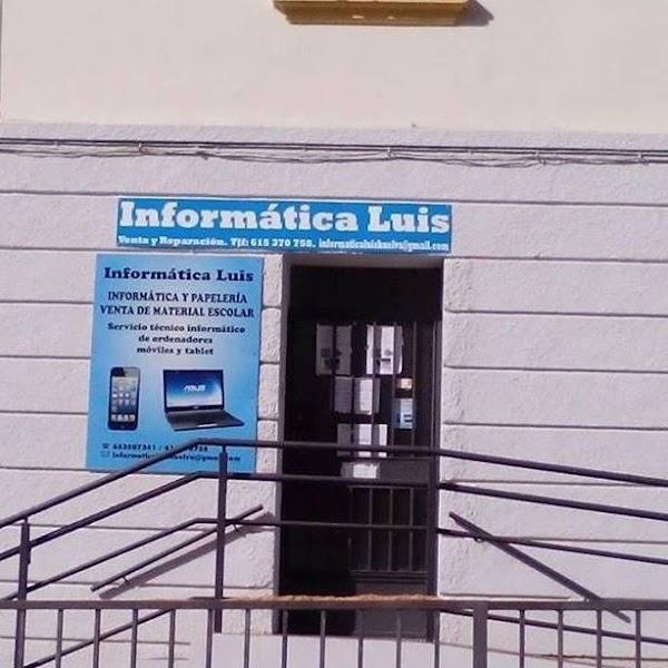 Informática Luis