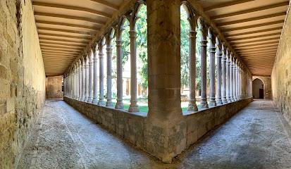 Claustre de Sant Domènec de Balaguer