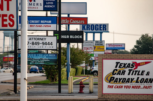 Texas Car Title & Payday Loan Services, Inc. in Fort Worth, Texas