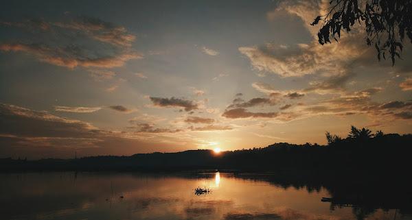 Tempat Wisata Di Klaten Rowo Jombor