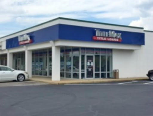 TitleMax Title Loans, 2552 Airline Blvd, Portsmouth, VA 23701, Loan Agency