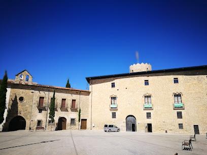 Castell dels Comtes de Santa Coloma de Queralt