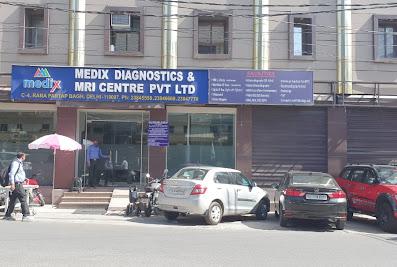 Medix Diagnostics