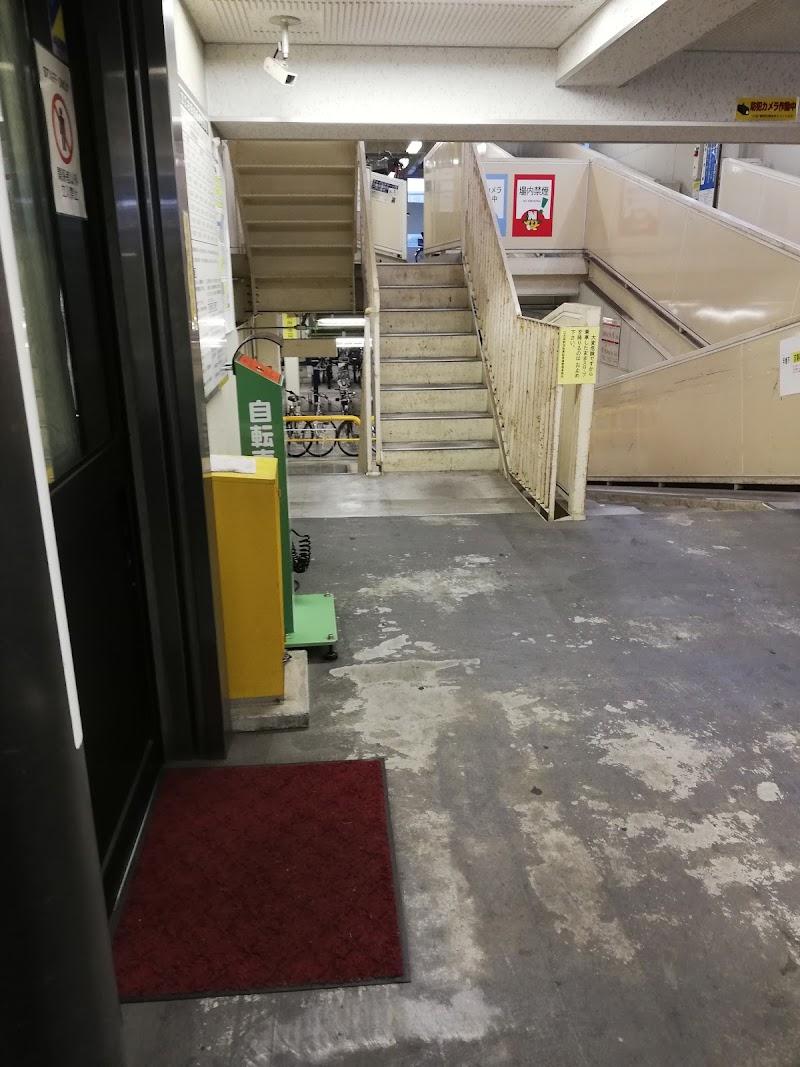 練馬区立江古田駅自転車駐車場