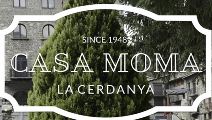 Casa Moma Plaza Sant Eloi, 1, 25724 Martinet, Lérida