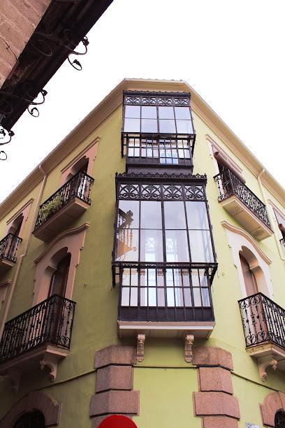 Caesarina 1 ¿Dónde Dormir en Cáceres?