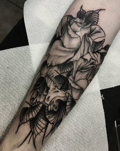 Testudo Corium Tattoo