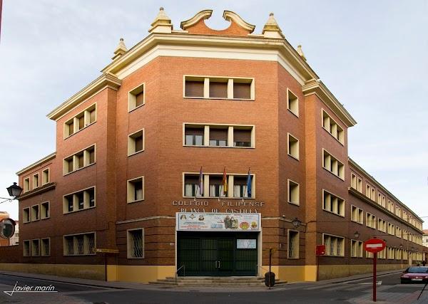 Colegio Filipense Blanca de Castilla