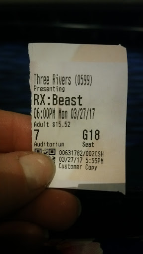 Movie Theater «Regal Cinemas Three Rivers Mall 12 & RPX», reviews and photos, 341 Three Rivers Dr, Kelso, WA 98626, USA