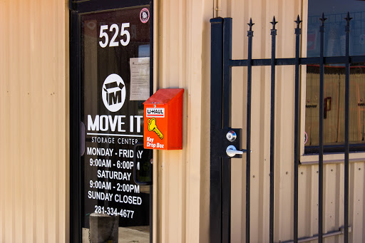 Self-Storage Facility «Move It Self Storage - Kemah», reviews and photos