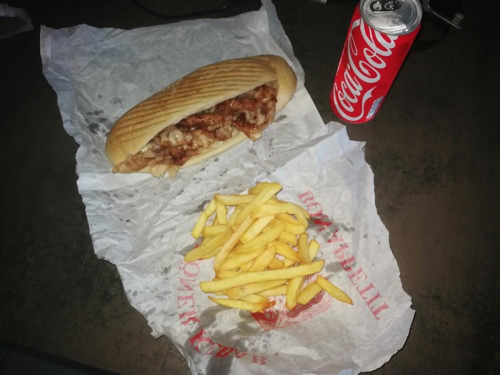 photo du resaurant L'autentique Kebab Burger
